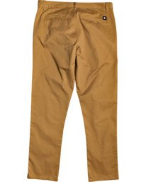 1 Howland Classic Chino Pants Brown M3373EHO Element