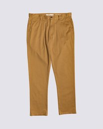 0 Howland Classic Chino Pant Brown M3373EHO Element