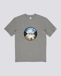 0 Aiken T-Shirt Grey M4011EAI Element