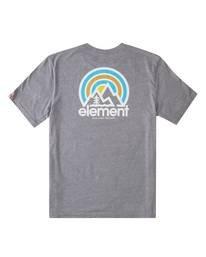 0 Sonata T-Shirt Grey M4011ESO Element