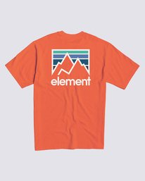 0 Joint T-Shirt Red M4013EJO Element