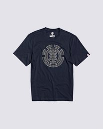 0 Resist Icon Fill T-Shirt Blue M4013ERS Element