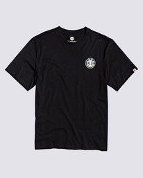 0 Seal BP T-Shirt Blue M4013ESB Element
