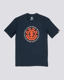 0 Seal T-Shirt Blue M401QESE Element