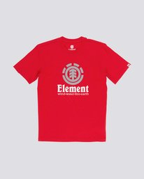 0 Vertical Tee Red M401QEVE Element