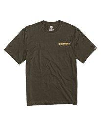 1 Blazin' Chest T-Shirt Green M401VEBC Element