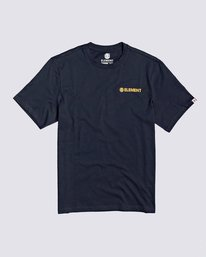 0 Blazin' Chest T-Shirt Blue M401VEBC Element