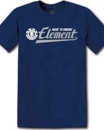 0 Signature T-Shirt Black M401VESI Element