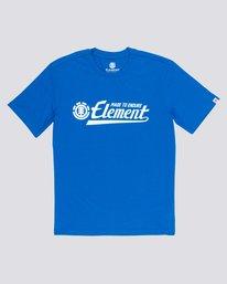 0 Signature Tee Blue M401VESI Element