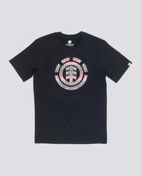 0 Vindon T-Shirt Blue M401WESE Element