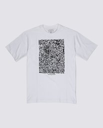 0 Bad Brains 3 PMA's T-Shirt White M4031EPM Element