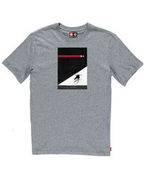 0 PEACE Westgate Tee Grey M403SEWE Element