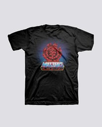 0 Masters Of The Universe Lava Rocks Tee for Men Black M450WEMO Element
