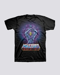 0 Masters Of The Universe Skeletor Tee for Men Black M450WEMS Element
