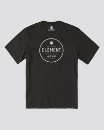 0 Alchemist T-Shirt Black M462BTAL Element