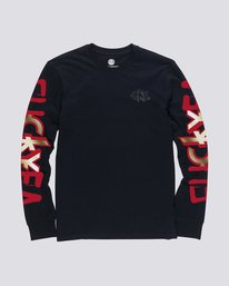 0 Ckyea Long Sleeve Black M473SECL Element