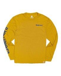 1 Joint II Long Sleeve T-Shirt Multicolor M4803EJ2 Element