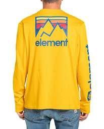 2 Joint II Long Sleeve T-Shirt Multicolor M4803EJ2 Element