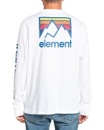 2 Joint II Long Sleeve T-Shirt White M4803EJ2 Element
