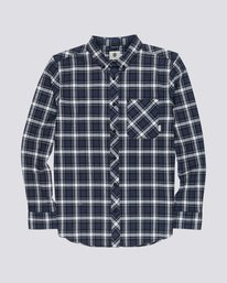 0 Lumber Classic Flannel Black M564VELU Element