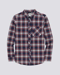 0 Lumber Classic Long Sleeve Red M564VELU Element