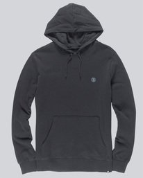 0 Layer Hoodie Black M606TECF Element