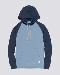 0 Horizon Hoodie Grey M634VEHP Element