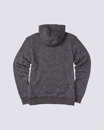 0 Highland Henley Shirt Black M641VEHI Element