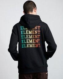 4 Drop Hoodie  M653VEDR Element