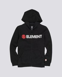 0 Blazin Hoodie Black M6931EBZ Element