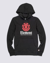 0 Vertical Hoodie Blue M6941EVH Element