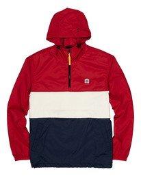 0 Oak Jacket Red M7171EOA Element