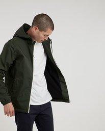2 Alder Jacket Green M726QEAL Element