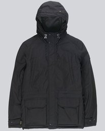 0 Valdez Jacket Black M733QEVA Element