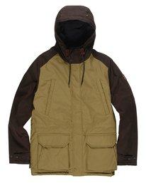 0 Valdez 2 Tones Jacket Brown M743QEV2 Element