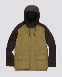 0 Valdez 2 Tones Jacket Brown M743QEV2 Element