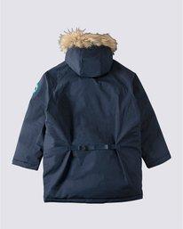 1 Victoria Parka Jacket Blue M7483EVI Element