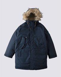 0 Victoria Parka Jacket Blue M7483EVI Element