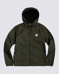 0 Alder Jacket Green M7553EAL Element