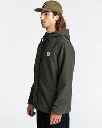 2 Alder Jacket Green M7553EAL Element