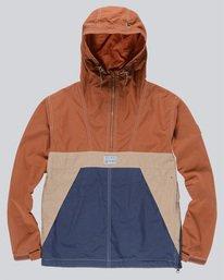 0 Scout Jacket Grey M760UESC Element