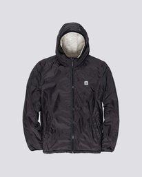0 Elkins alder sherpa jacket Black M783VEEL Element