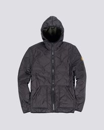 0 Albee Jacket Black M789VEAL Element