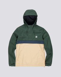 0 Barrow 3Tones Anorak Jacket Grey M790VEB3 Element