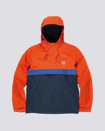 0 Barrow 3Tones Anorak Jacket Blue M790VEB3 Element