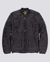 0 Northwoods Jacket Black M790VENW Element