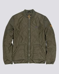 0 Northwoods Jacket Green M790VENW Element