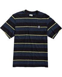 0 FTN Short Sleeve T-Shirt Blue M9353EFT Element