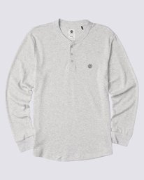0 Barry Long Sleeve Grey M961VEBA Element