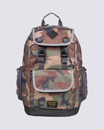 0 Cypress Recruit Backpack Black MABK3ECR Element